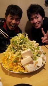 大盛サラダ①